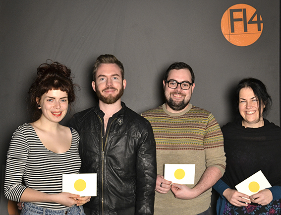 Foundation Arts Festival - Winners of the Foundation14 awards
